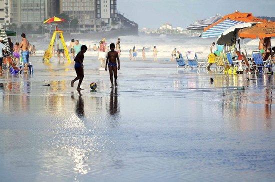 Tombo beach: beach