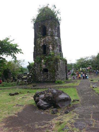 Cagsawa Ruins Park: Ruins