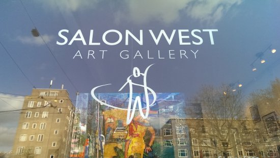 ‪Salon West Art Gallery‬