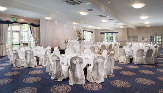 Breaffy House Resort: Ballroom