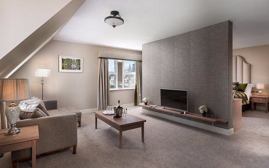 Breaffy House Resort: Executive Suite