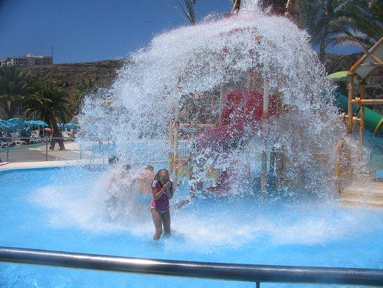 Aqualand: Детская зона