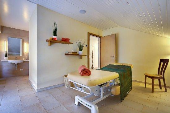 Servion, Switzerland: Salle de massage