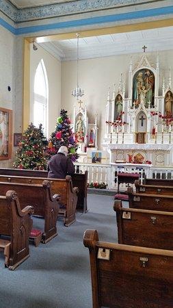 Jerome, AZ: Visiting Holy Family January 2015