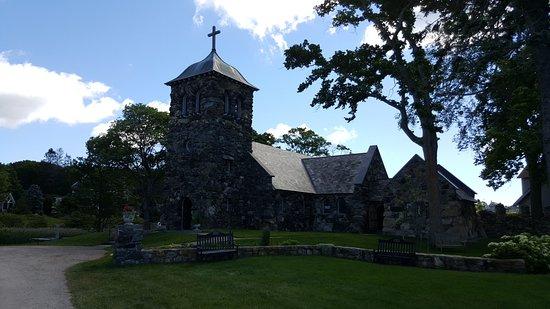 Kennebunkport, ME: St. Ann's Episcopal Church