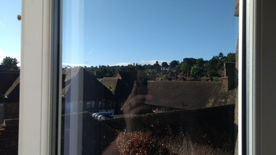 Haslemere, UK: View from room 41
