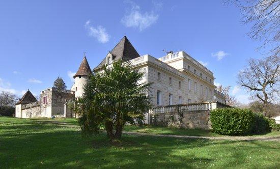 Chambres d'hôtes au château de Laroche