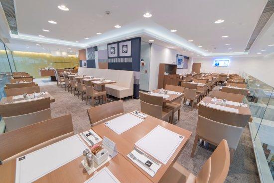 Hotel Valentina: Breakfast room