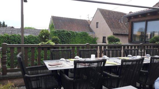 Mittelbergheim, فرنسا: 20170627_190543_large.jpg