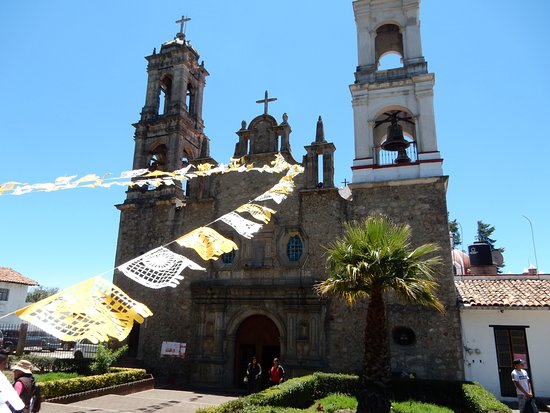 Villa del Carbon, Mexico: Iglesia de la Virgen de la Peña de Francia 3