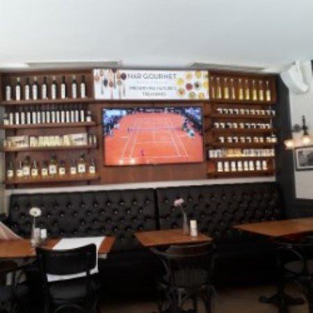 Faros Restaurant Taksim: product display