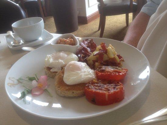 Hotel The Cliff Bay: Breakfast Il Gallo d'Oro