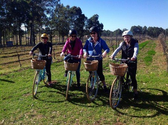 Grapemobile Bicycle Hire & Tours: photo0.jpg