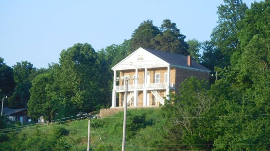 Thebes Historical Courthouse