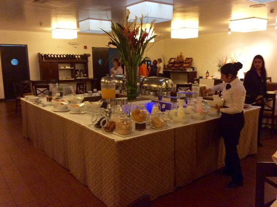 Comedor buffet - Picture of San Agustin Exclusive, Lima - TripAdvisor