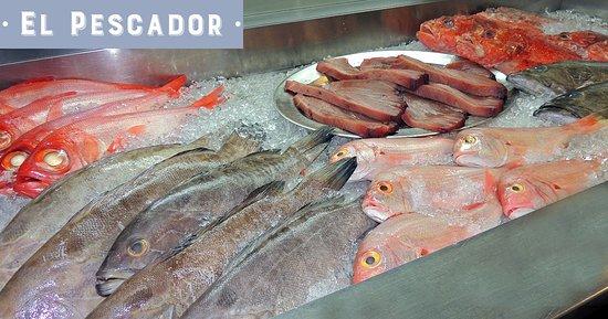En nuestro restaurante todos los días encontrarás Pescado fresco del País