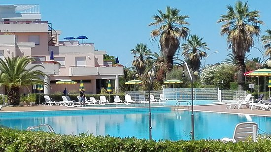 Residence Hotel Le Terrazze - Picture of Residence Hotel Le Terrazze ...