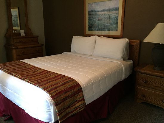 Town Center at Jackson: guest bedroom