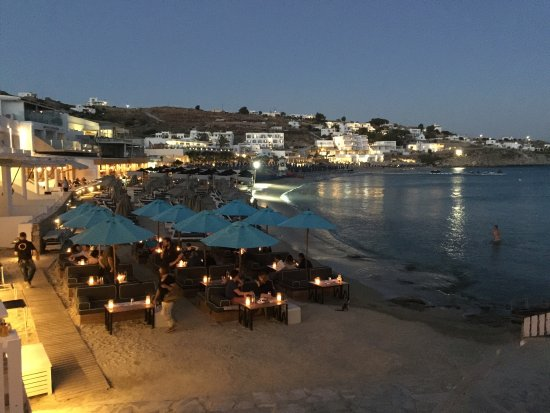Palladium Boutique Hotel: Images of Palladium Hotel, Psarou Beach, P.Galios and Mykonos Old Town