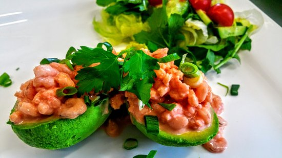 Benoni, Sudáfrica: Avocado Treats