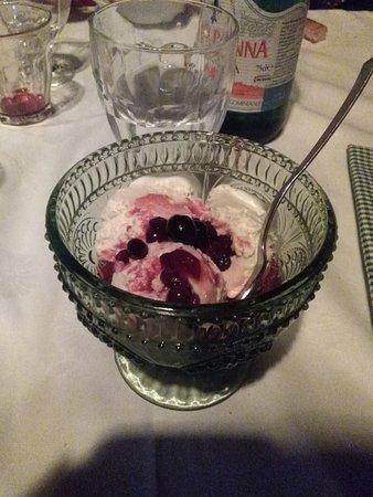 Gigi Trattoria: gelato