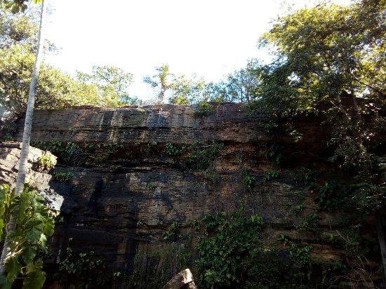 Piracuruca, PI: cachoeira