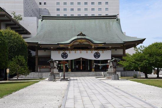 Sakaenoyashiro Shrine