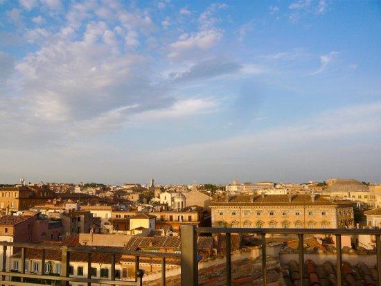 Sul Tetto Di Roma Picture Of Terrazza Borromini Rome
