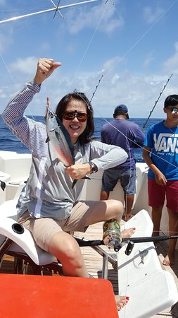 Phuket Fishing Charters : The Catch
