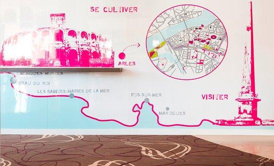Ibis Styles Arles Palais des Congrès Photo