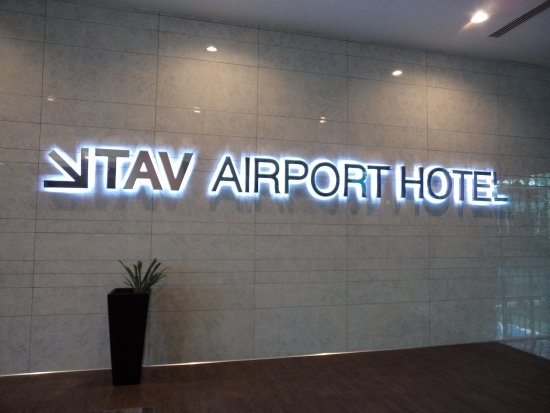 Tav Airport Hotel Review