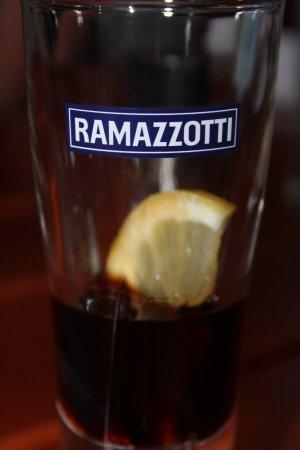 Reisbach, Germany: Ramazzotti