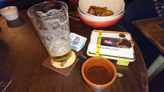 Leavening, UK: Lovely Beer & Food