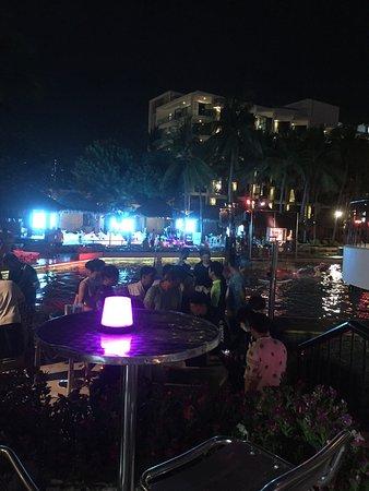 Hard Rock Hotel Pattaya: Tonight at Hard Rock Hotel
