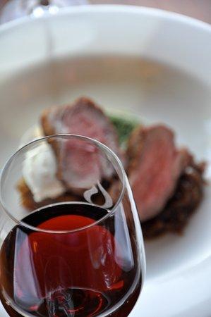 Te Awamutu, Nowa Zelandia: Fine fare+fine wine