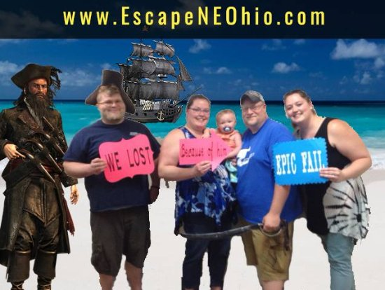 Escape NE Ohio