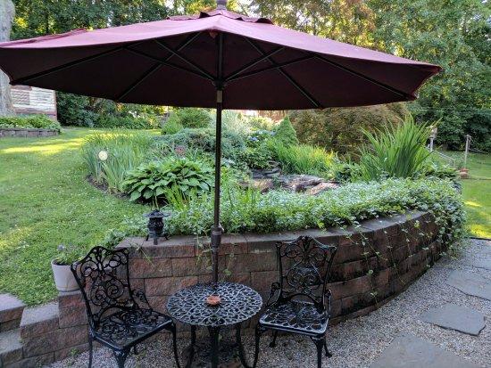 بريكتاون إن: Our Garden