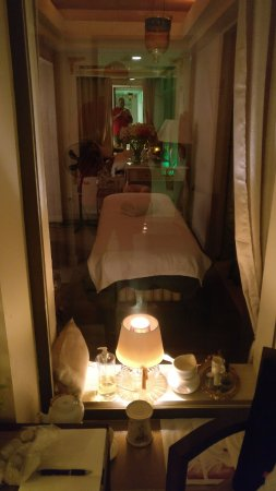Mamaison Hotel Le Regina Warsaw: Massage rooms