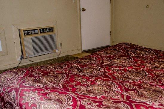 Grangeville, ID: sagging bed