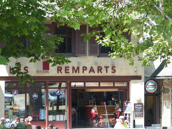 Arnac-Pompadour, Francia: Restaurant