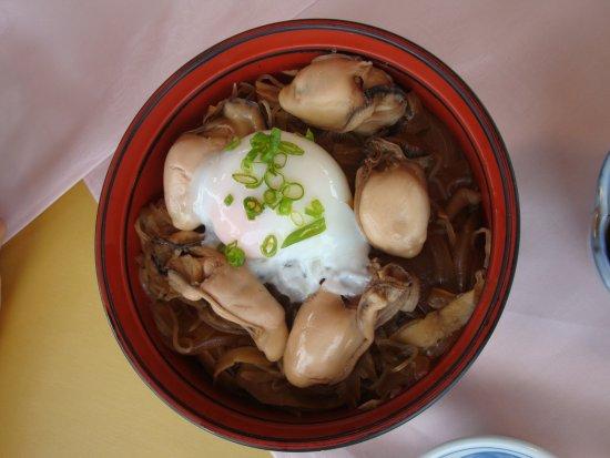 Akkeshi-cho, Ιαπωνία: かきすき丼