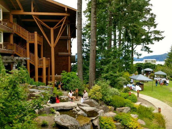 Union, WA: Alderbrook Resort