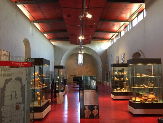 Museo Di San Mamiliano