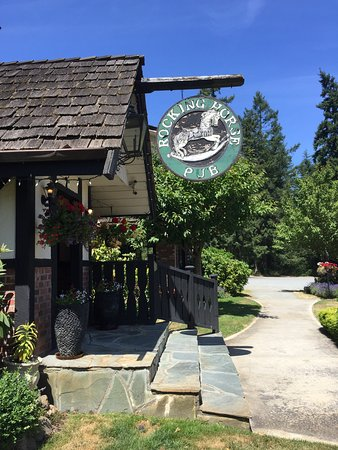 Nanoose Bay, Καναδάς: Rocking Horse Pub Ltd