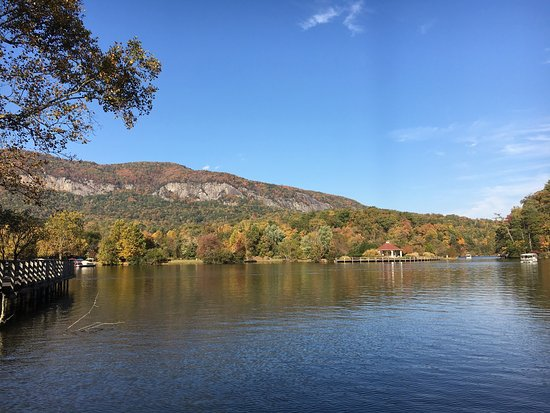 Lake Lure, Carolina del Nord: Fantastic area