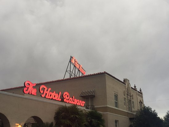 The Hotel Paisano Picture