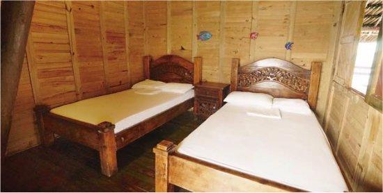 Isla Tintipán, Colombia: La Espaciosa room