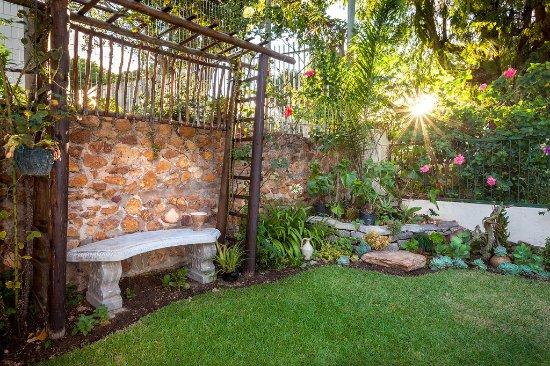Grahamstown, Sudáfrica: Garden