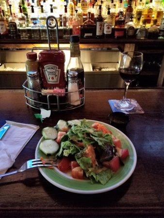 Denville, NJ: Side Salad.