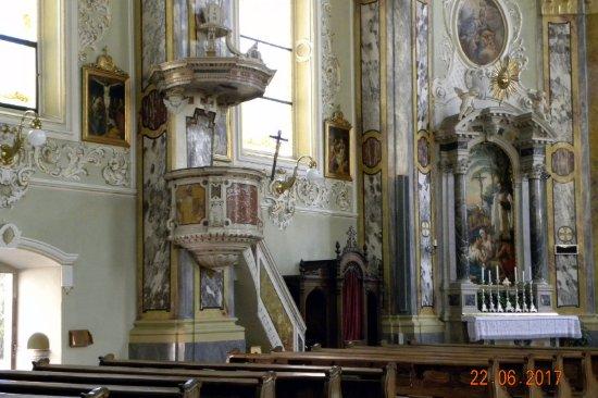 Chiesa Parrocchiale di S. Maria Assunta: Il pulpito